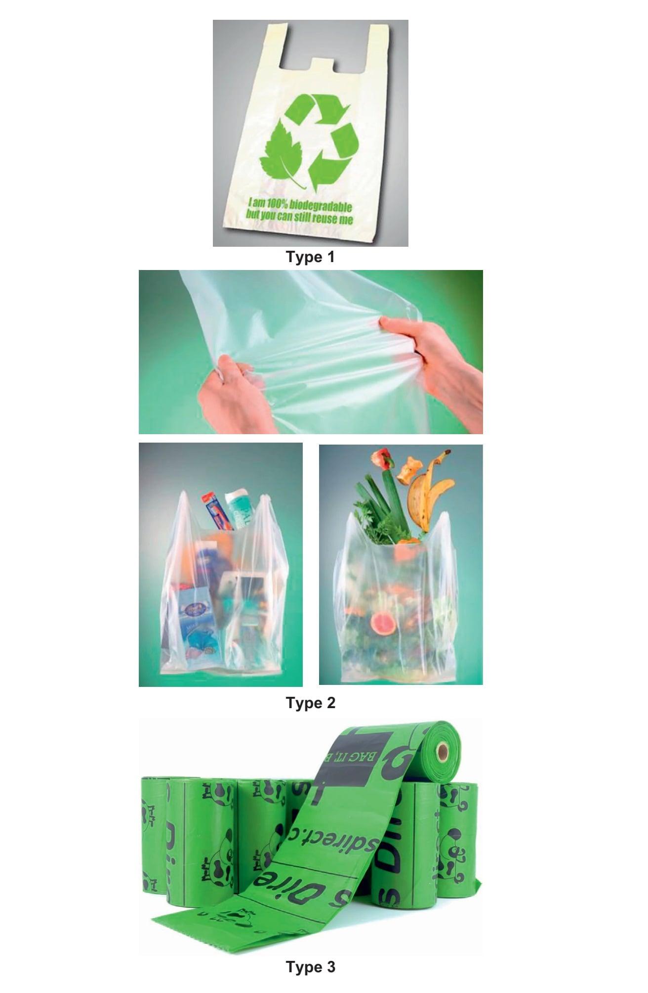 کیسههای پلاستیکی زیستتجزیهپذیر