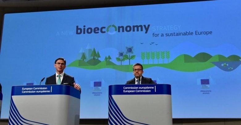 استراتژی اقتصاد زیستی اتحادیه اروپا و IPCC