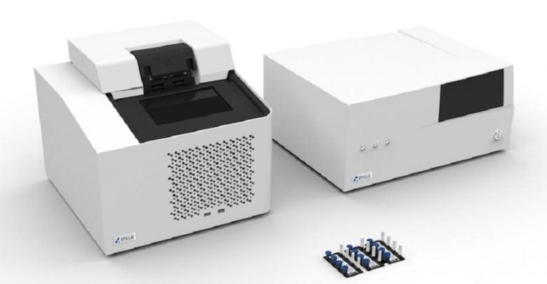 سیستم PCR دیجیتال با دقت بالابرای تشخیص