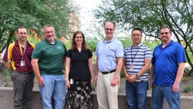 Photo of DOE awards $4.5 million to ASU teams to discover new ways to harness carbon dioxide for reducing cost of biofuel