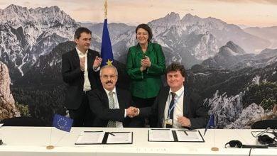 استفاده از گاز طبیعی مایع در بخش حمل و نقلی اروپا