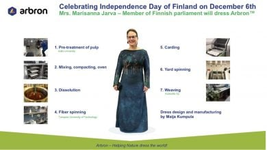 Photo of KaiCell Fibers makes the bioeconomy protagonist in the Independence Day of Finland