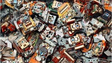 بازیافت پسماند الکتریکی