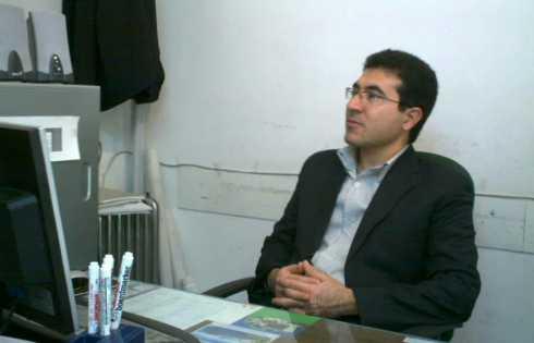 دکتر علیاصغر ابراهیمی
