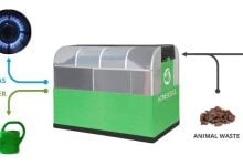 Photo of تبدیل زبالههای آلی به بیوگاز