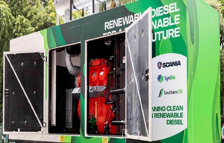 تولید سوخت زیستی با استفاده از پسماند و زبالهها