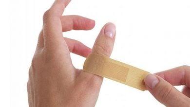 Photo of چسب زخم هایی که از گرمای بدن استفاده می کنند