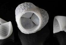 Photo of چاپ سه بعدی دریچه های قلب سیلیکونی