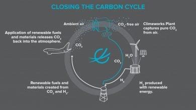 تولید سوخت تجدیدپذیر برای هواپیما