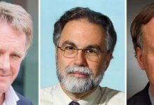 برندگان جایزه نوبل پزشکی