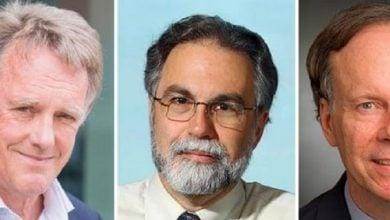 Photo of برندگان نوبل پزشکی ۲۰۱۹