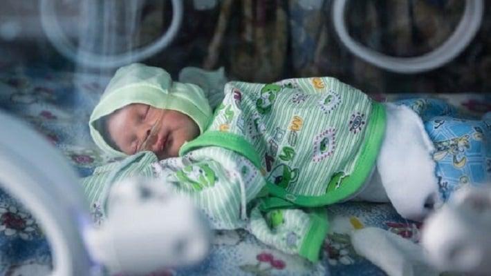 تولد جنین فریز شده در اصفهان