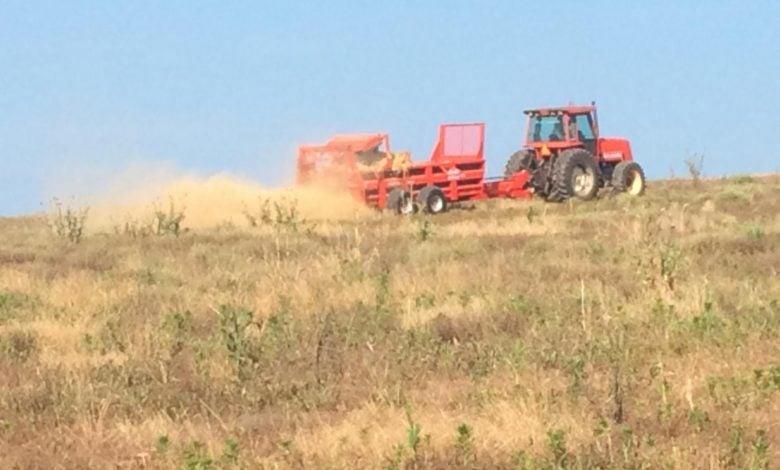 تقویت خاک و کاهش انتشار کربن با بازیافت ضایعات صنعتی