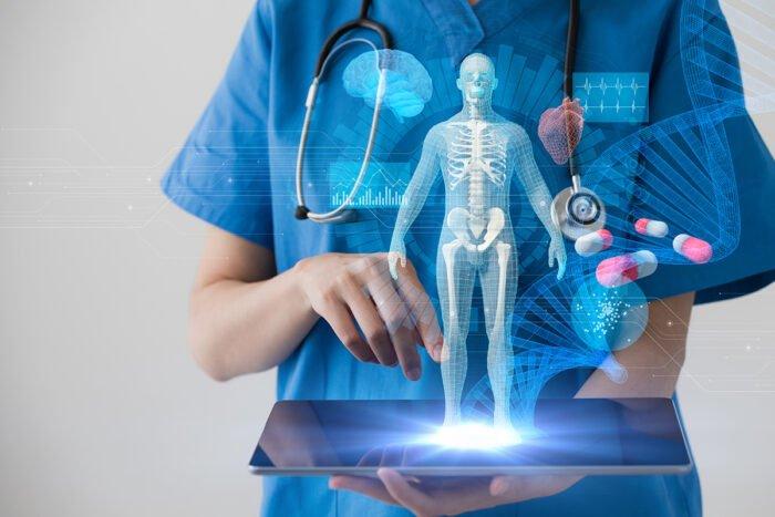 هوش مصنوعی ابزاری برای پیشرفت پزشکی شخصی