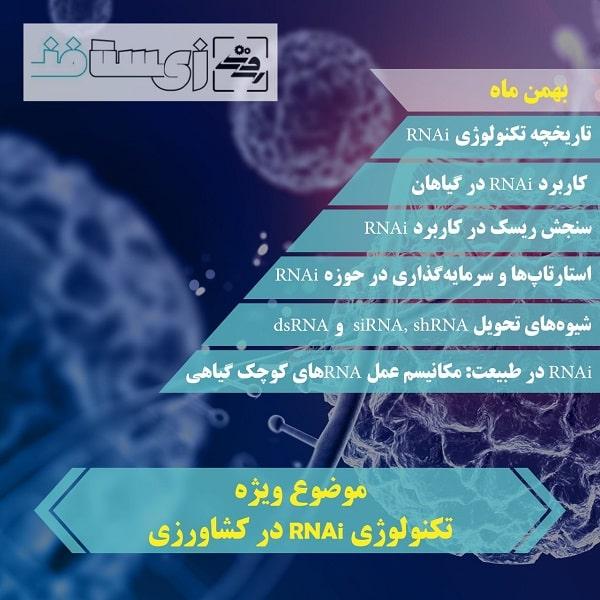 موضوع محوری ماه بهمن