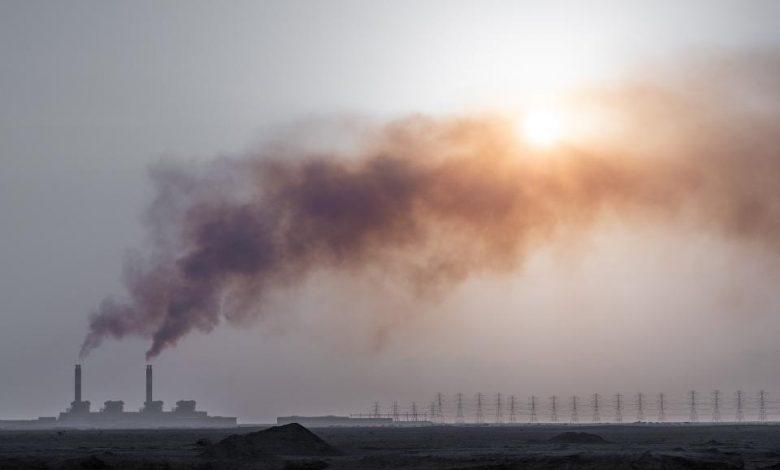 سهم گاز متان در گرمای جهانی