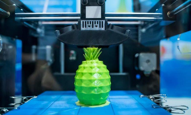 روشی جدید برای رنگ آمیزی خروجی پرینترهای سه بعدی