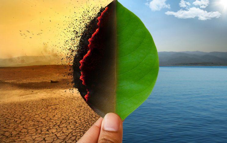 بررسی نقش تغییرات آب و هوایی