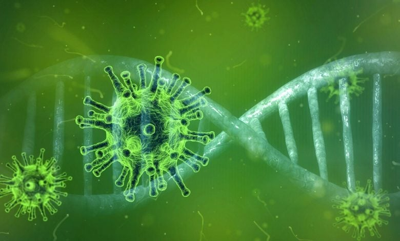 شناسایی مسیرهای تأثیر COVID-19 بر بدن انسان