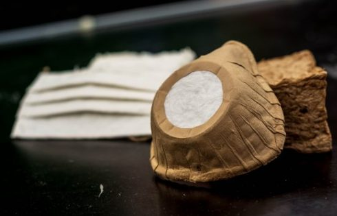 ماسک تولیدشده توسط UBC