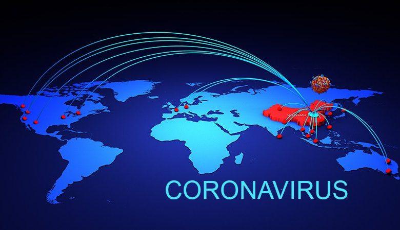 گسترش کووید-19 در سراسر جهان ماهها قبل از ظهور