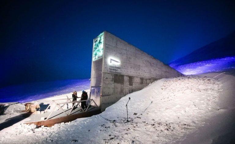 خزانه بذری Doomsday در قطب شمال