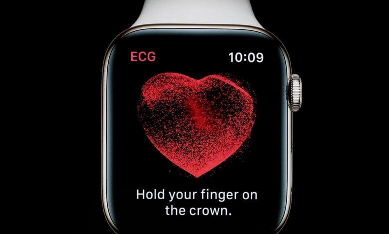 کنترل سلامت توسط ساعت های هوشمند بیوشیمیایی