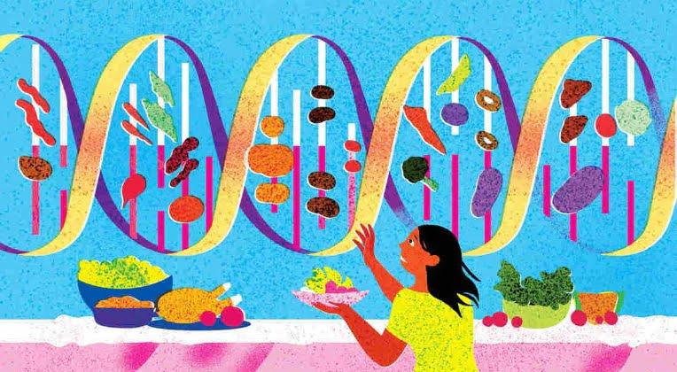 آیا رژیم غذایی مطابق با ژنتیک واقعا مفید است؟